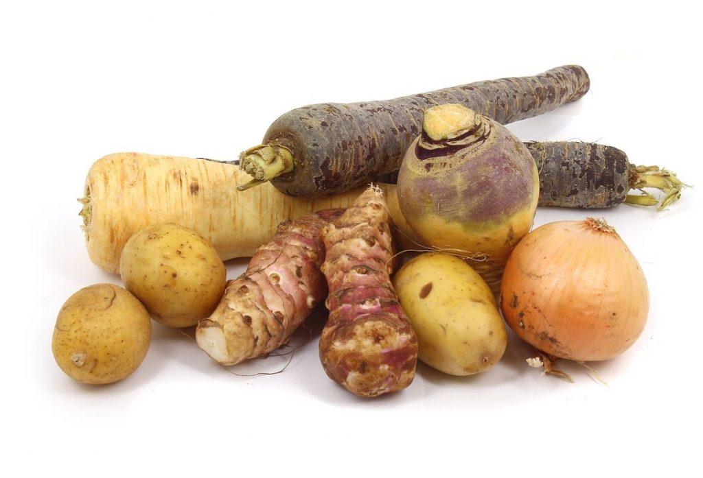 legumes d'antan